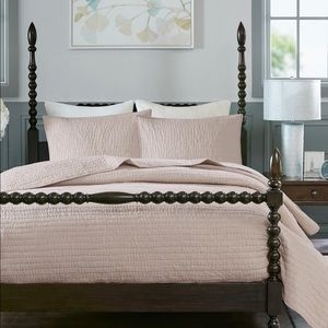 Madison Park Signature 3-Pc Queen Coverlet Set
